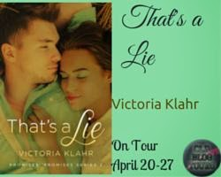 CLP Book Blitz: That's A Lie by Victoria Klahr
