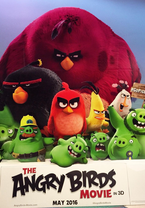 Download The Angry Birds Movie 2016 Bluray Subtitle