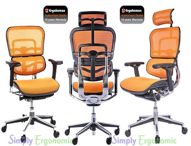 best buy orange ergonomic office chair for sale