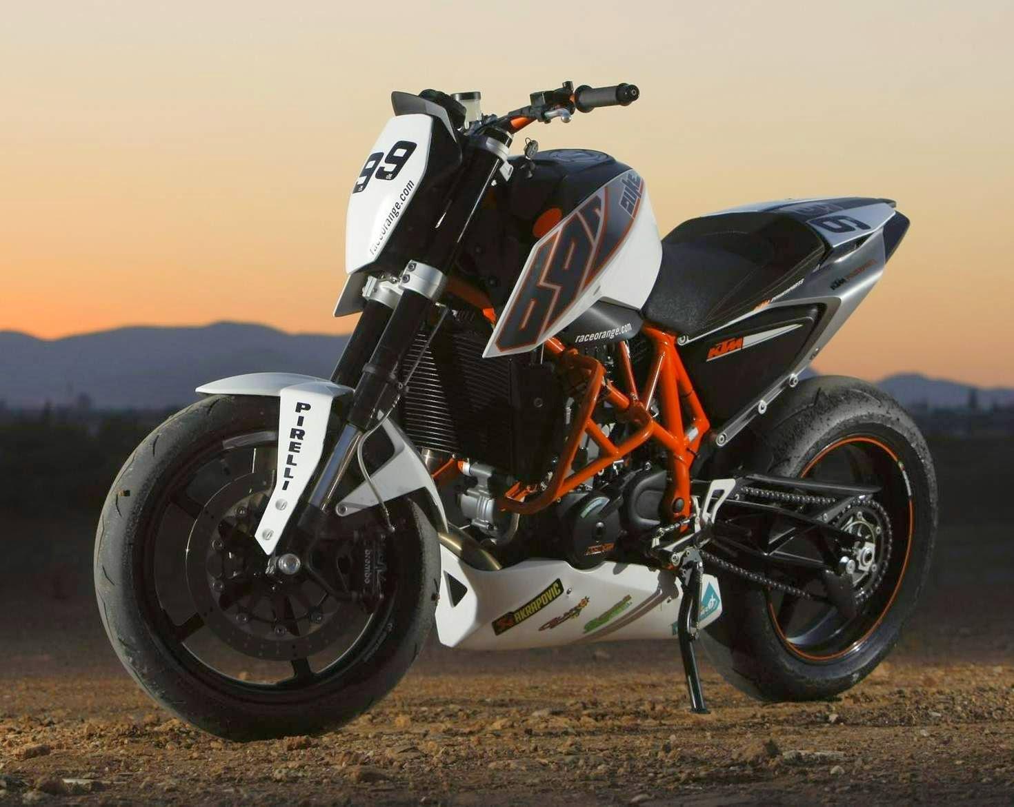 Duke Bike Wallpaper: Bike & Cars HD Wallpapers: KTM 690 Duke ABS Motorcycle HD