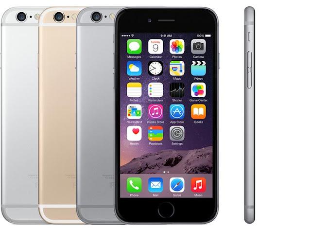 IPhone 6 - iPhone pertama yang menyimpang dari klaim Steve Job karena tidak pernah membuat ponsel layar lebar dan yang pertama terjual lebih dari 10 juta unit di akhir pekan pertama yang dijual