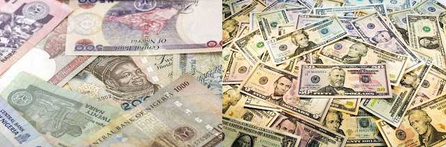 Naira Crashes To 440 1 Dollar
