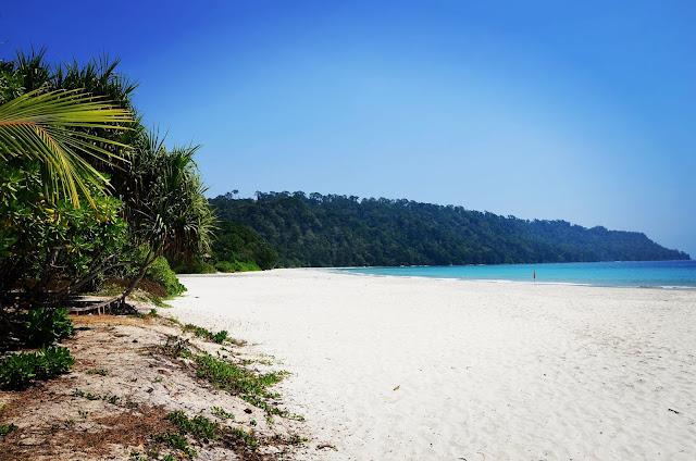 Andaman and Nicobar Islands - Havelock Island - Radhanagar Beach