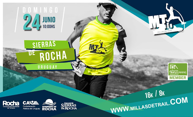 MT10 - Millas de trail en Sierras de Rocha (trail run, Rocha, 24/jun/2018)