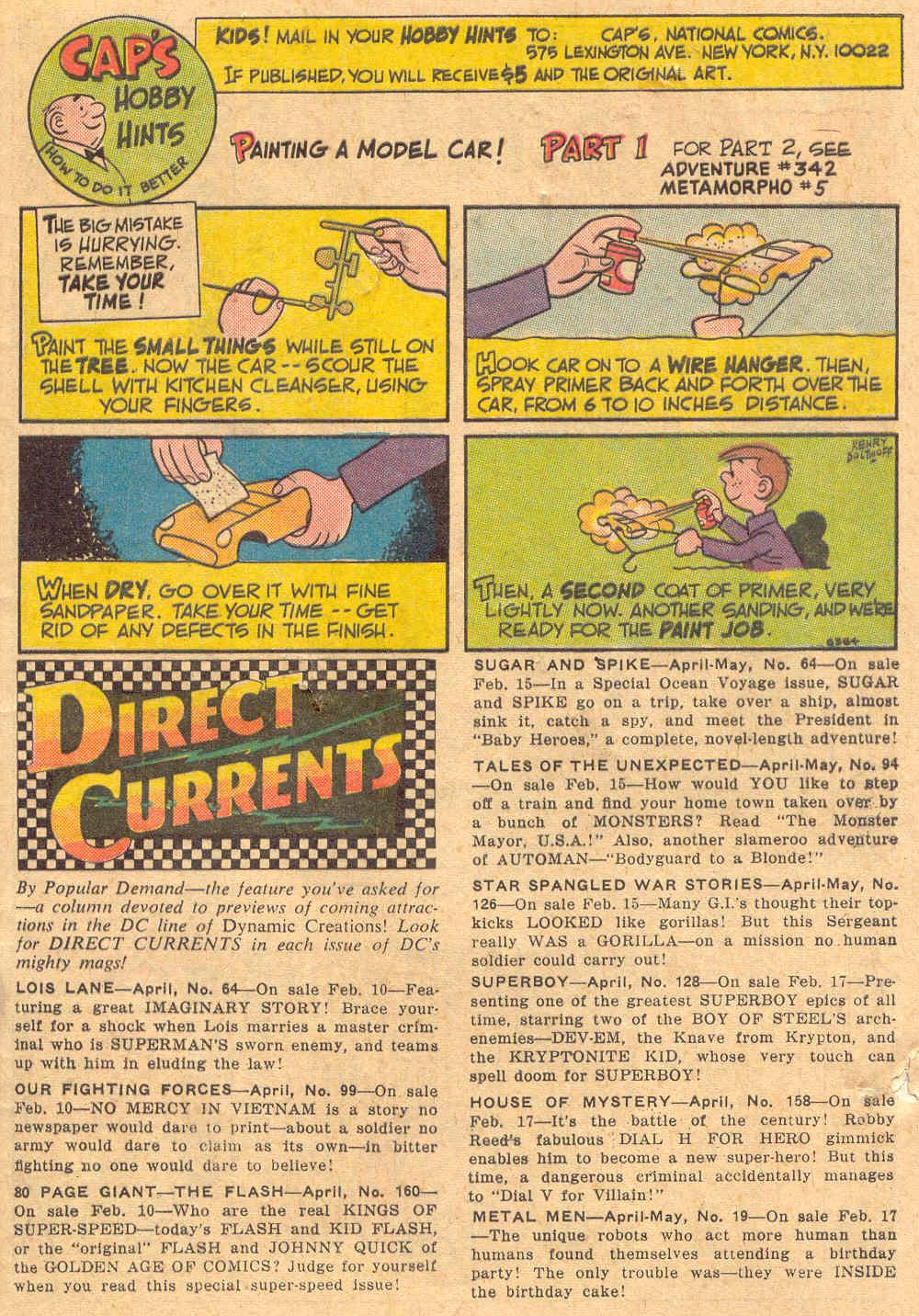 Action Comics (1938) 335 Page 32