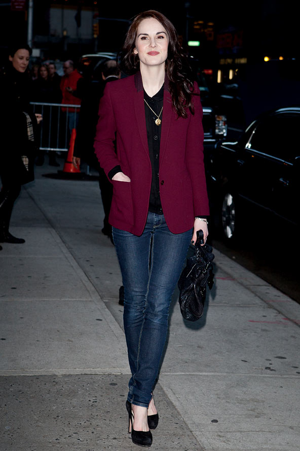 Your Way Style: Hoy me gusta: Michelle Dockery!