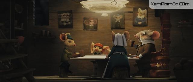Hiệp Sĩ Chuột - Ảnh 3