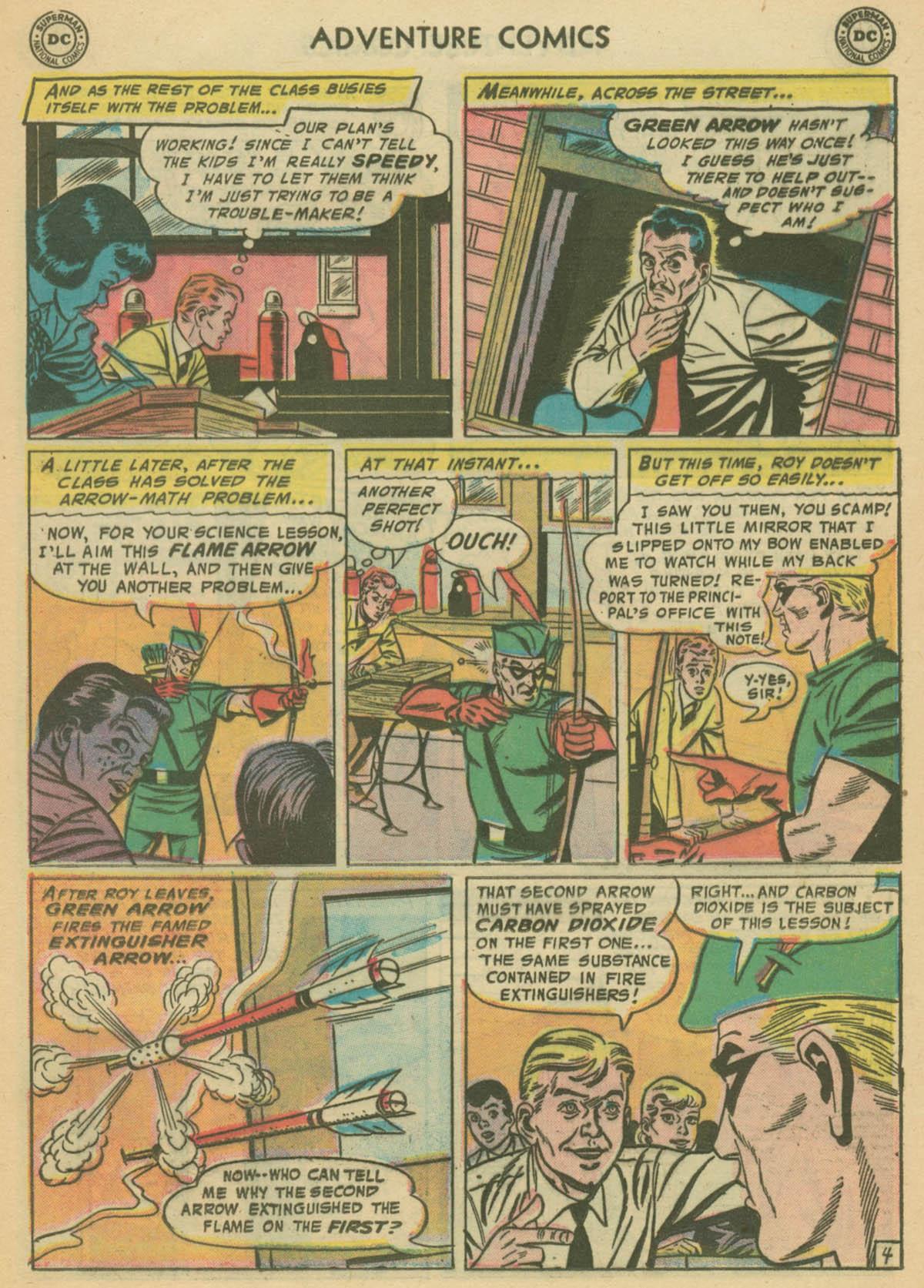 Read online Adventure Comics (1938) comic -  Issue #239 - 21