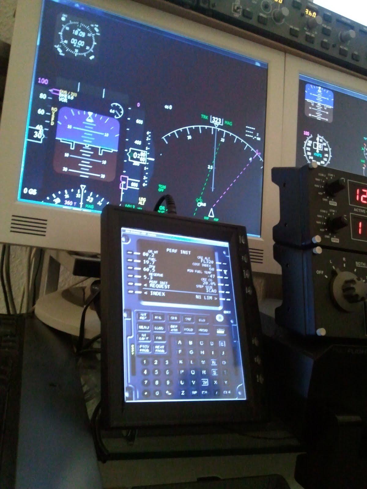 Air Berlin B738NG Project: FMC