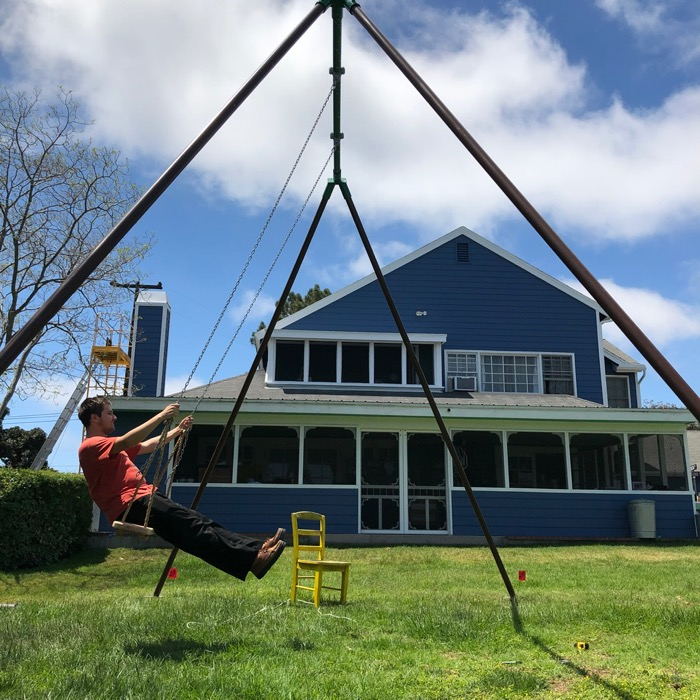 Swing Into May