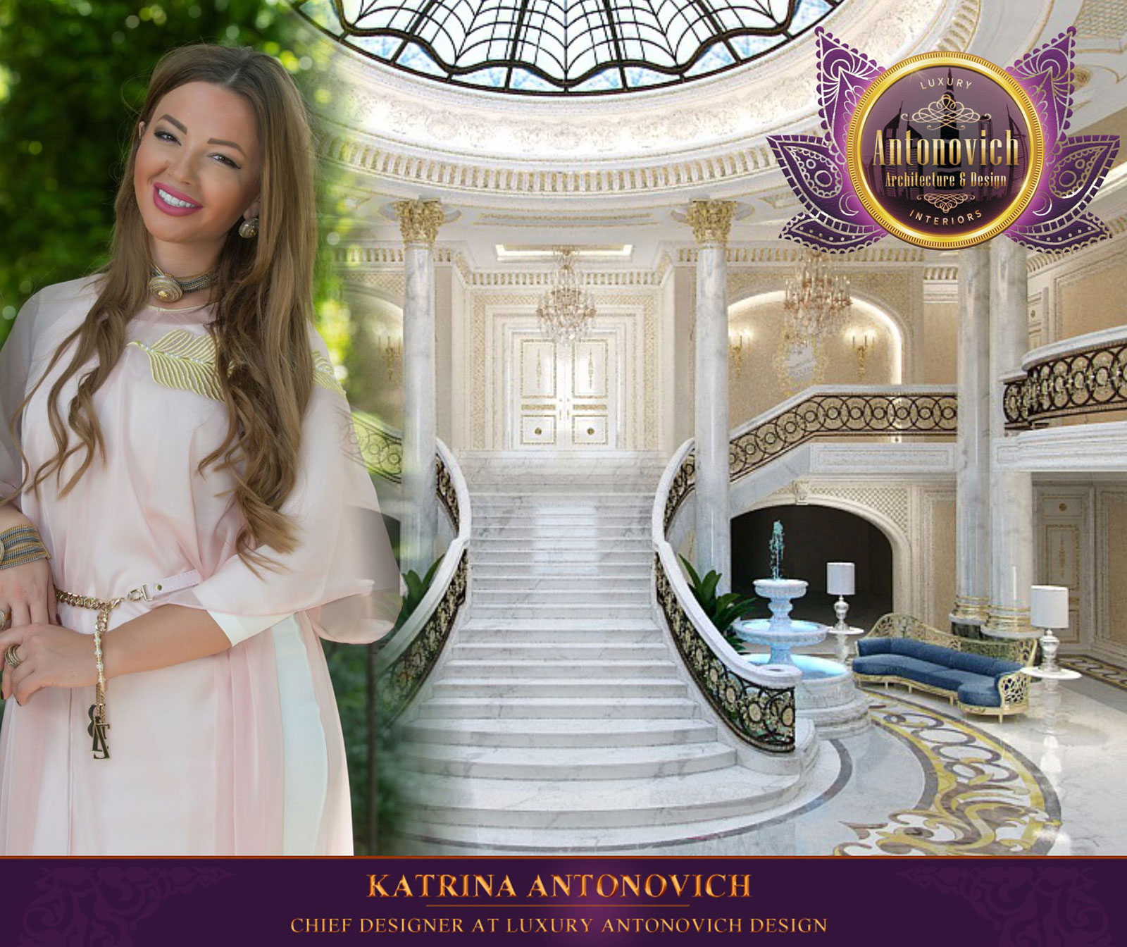 Katrina Antonovich Luxury Interior Design