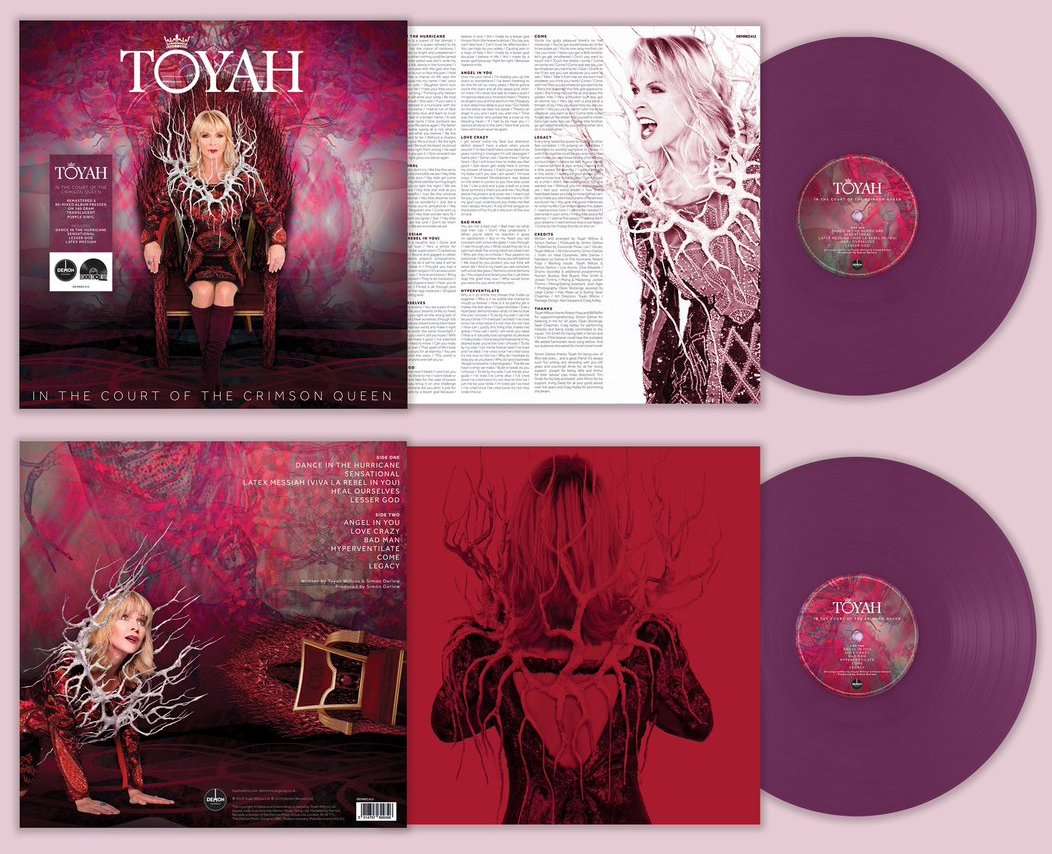 The Toyah Willcox Interview Archive