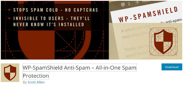 Top 10 Best Anti Spam WordPress Plugins wp spamshield 2BAntispam 2Bplugin 2Bfor 2Bwordpress 2B  2Banantvijaysoni com