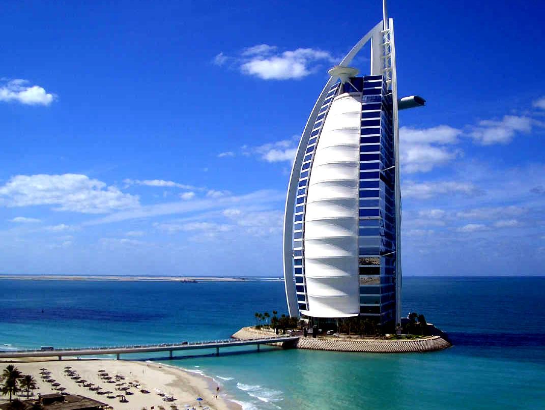 The World Visit: Dubai Hotels