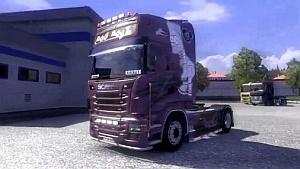 BaD BoyZ Scania v4 Skin