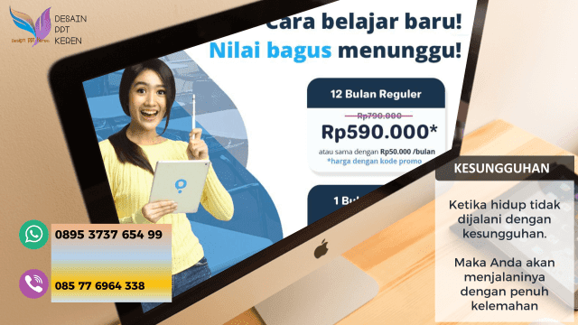 Website Untuk Belajar Online