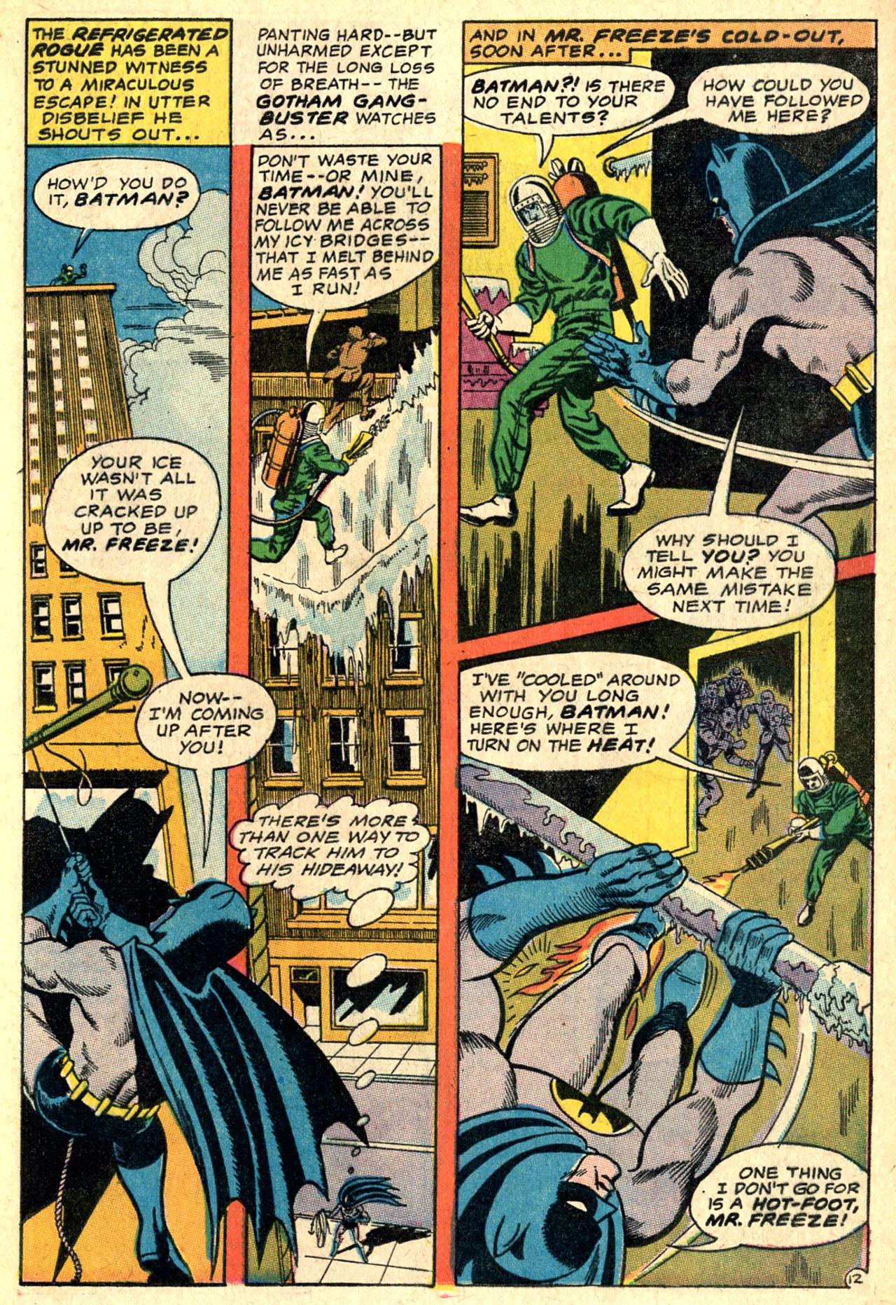 Detective Comics (1937) 373 Page 16