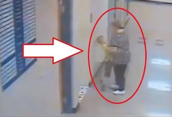 """ΣKYΛA """"δασκάλα"""" σακατεύει 6χρoνo και καταγράφεται από κάμερα ασφαλείας"""