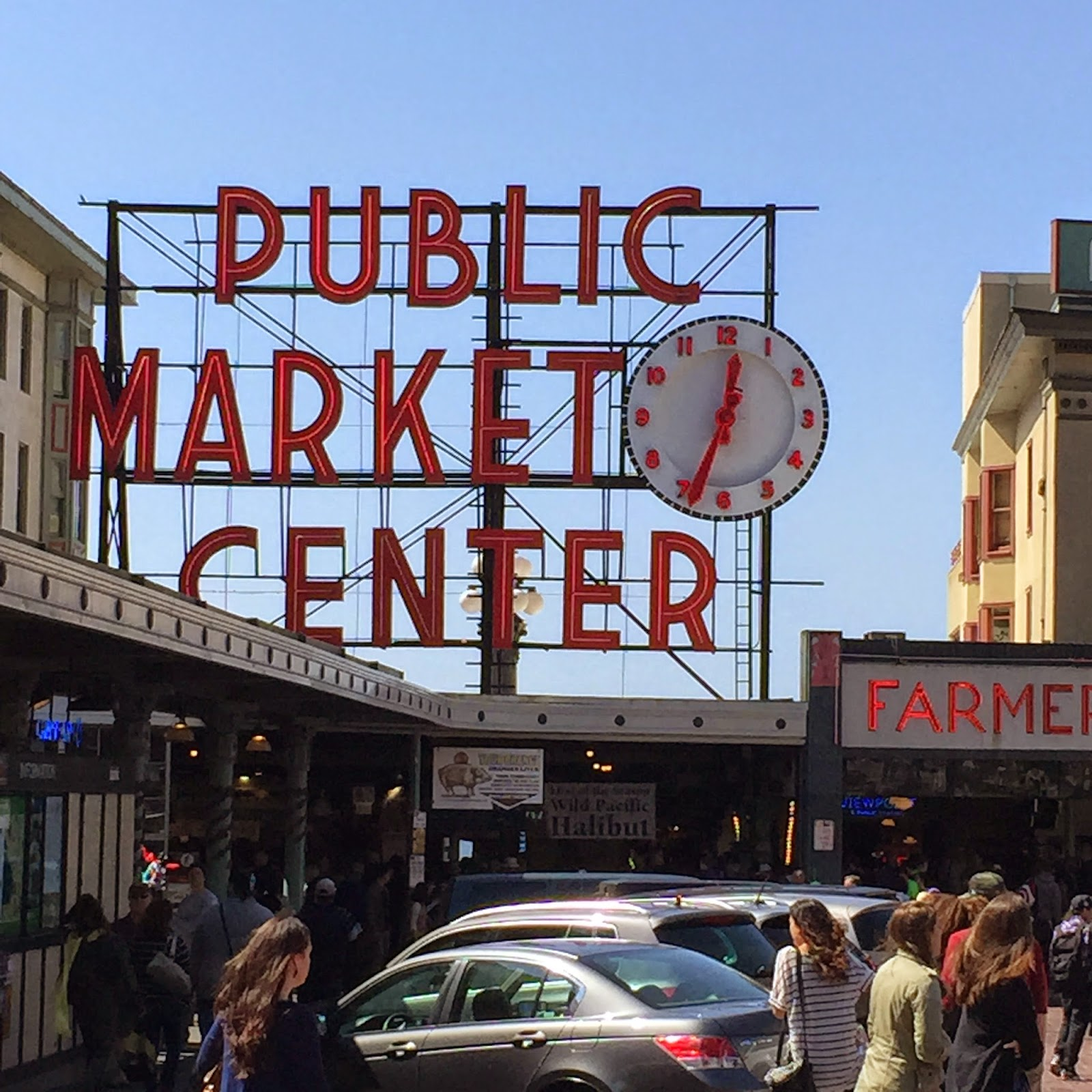 Seattle, Washington, Pike Place Market