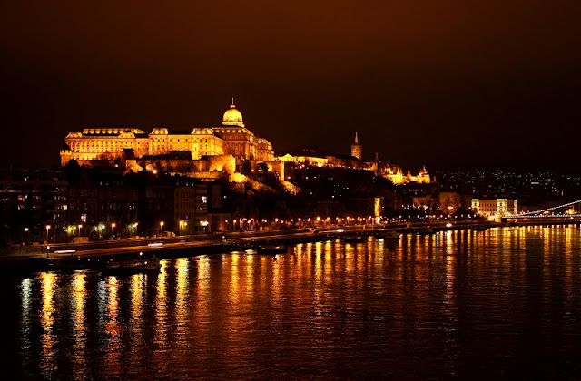 Dia 1 em Budapeste