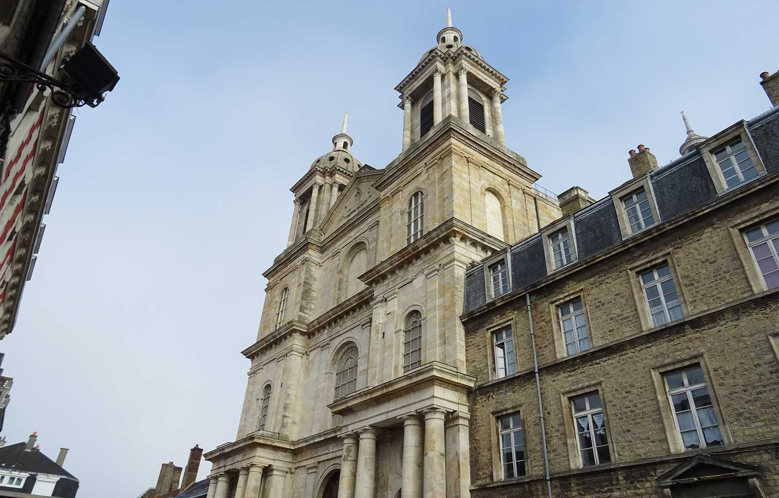 Boulogne-sur-mer Basilique Notre-Dame-de-l'Immaculée-Conception