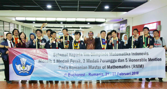 Team Olimpiade Matematika Indonesia