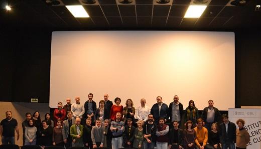 EL IVC acoge el segundo encuentro anual de filmotecas del Estado español