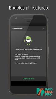 SD Maid Pro Unlocker Paid APK