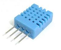 sensor de umidade temperatura dht11