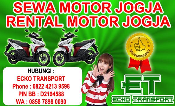 Rental Motor Jogja Harga 2016 2017 2018 2019 2020