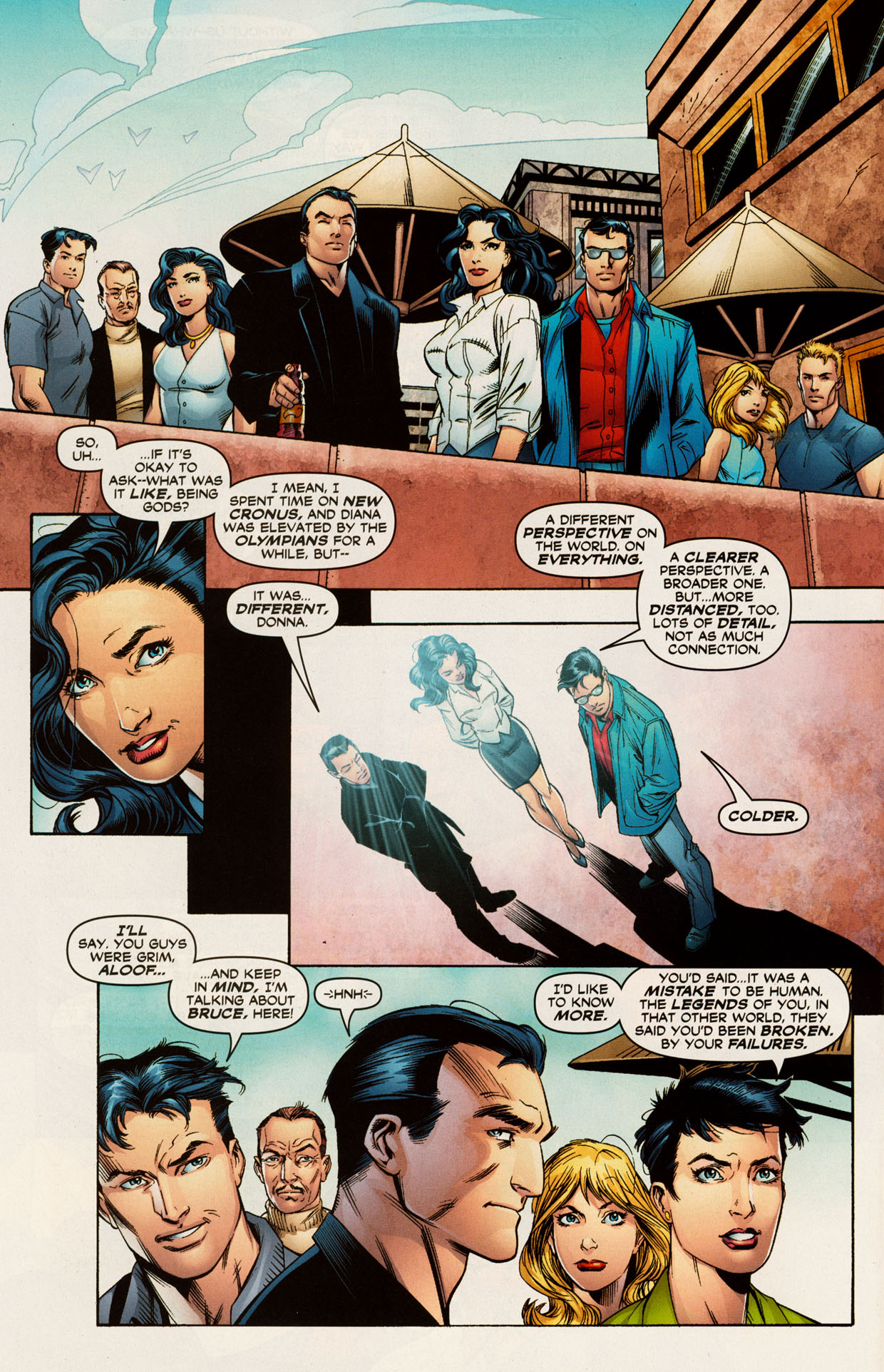 Read online Trinity (2008) comic -  Issue #52 - 27