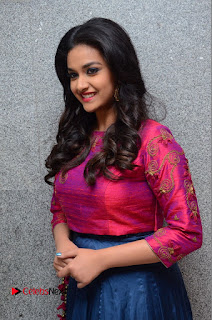 Actress Keerthi Suresh Stills at Remo Success Meet  0063.JPG
