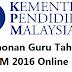 Permohonan Guru Tahfiz Dan Dini KPM 2016 Online