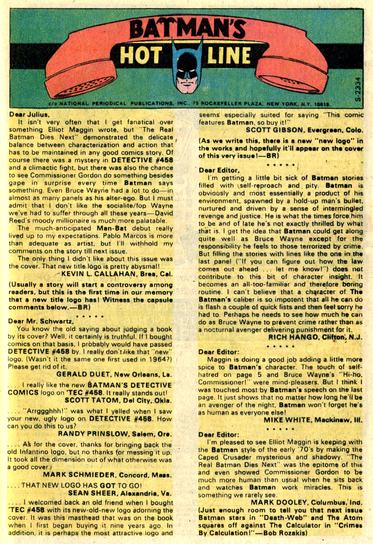 Detective Comics (1937) 462 Page 32