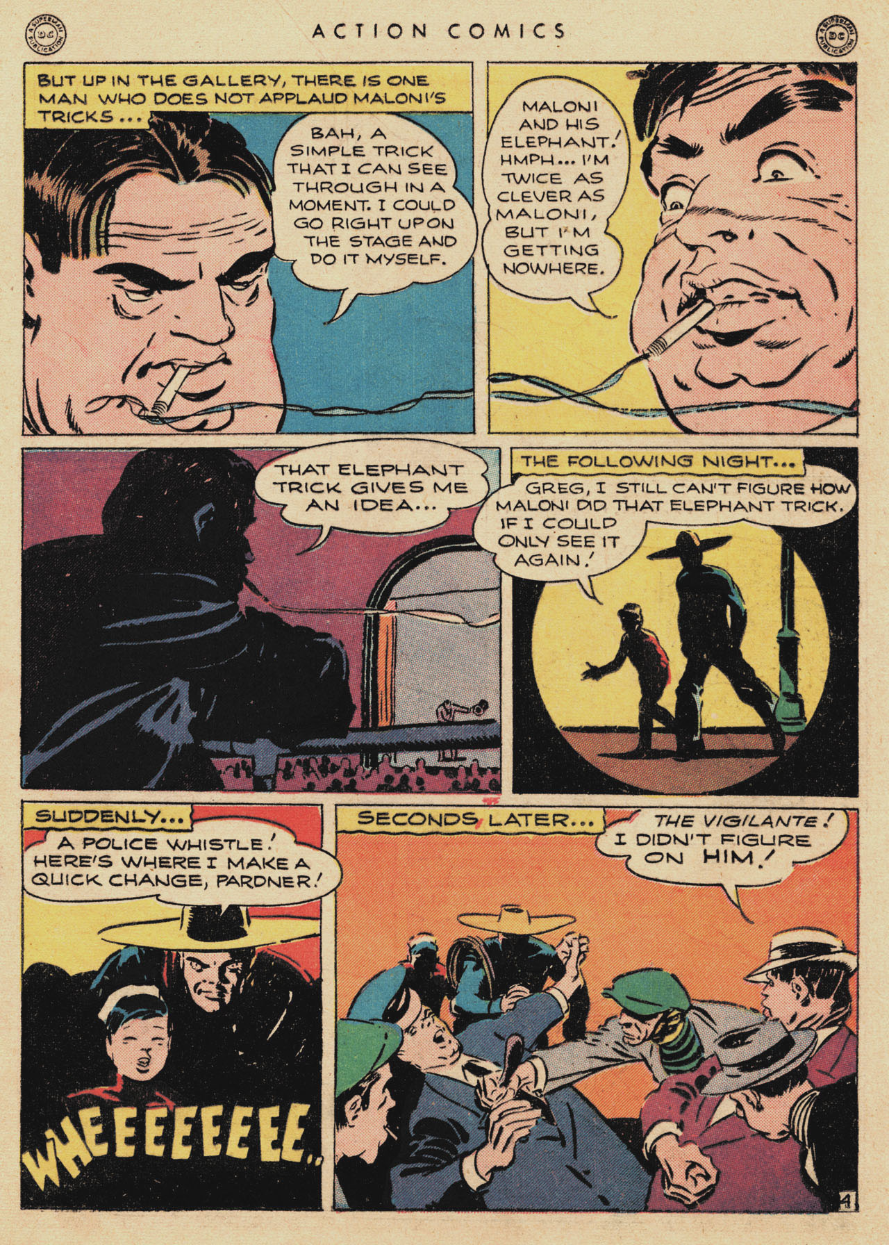 Read online Action Comics (1938) comic -  Issue #94 - 25