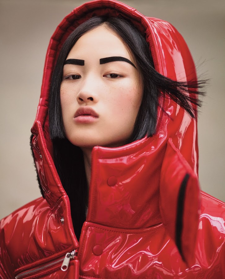 EDITORIAL: Jing Wen for New York TImes' T Magazine, June