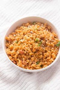 gojju puliogare puliyogare avalakki tamarind beaten rice khatta poha