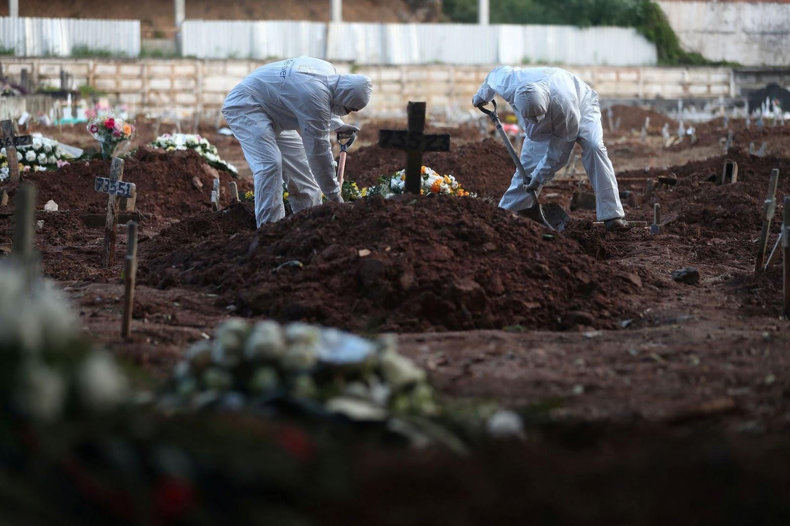 Brasil superó los 10.000 muertos por el coronavirus y es el país más afectado de América Latina
