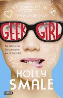 Resultado de imagen de portada geek girl