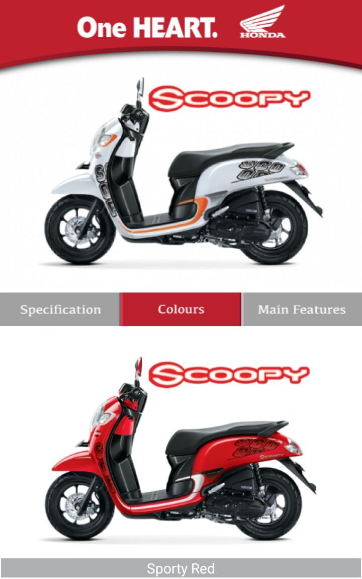 kredit sepeda motor honda di sukoharjo   promo motor honda murah