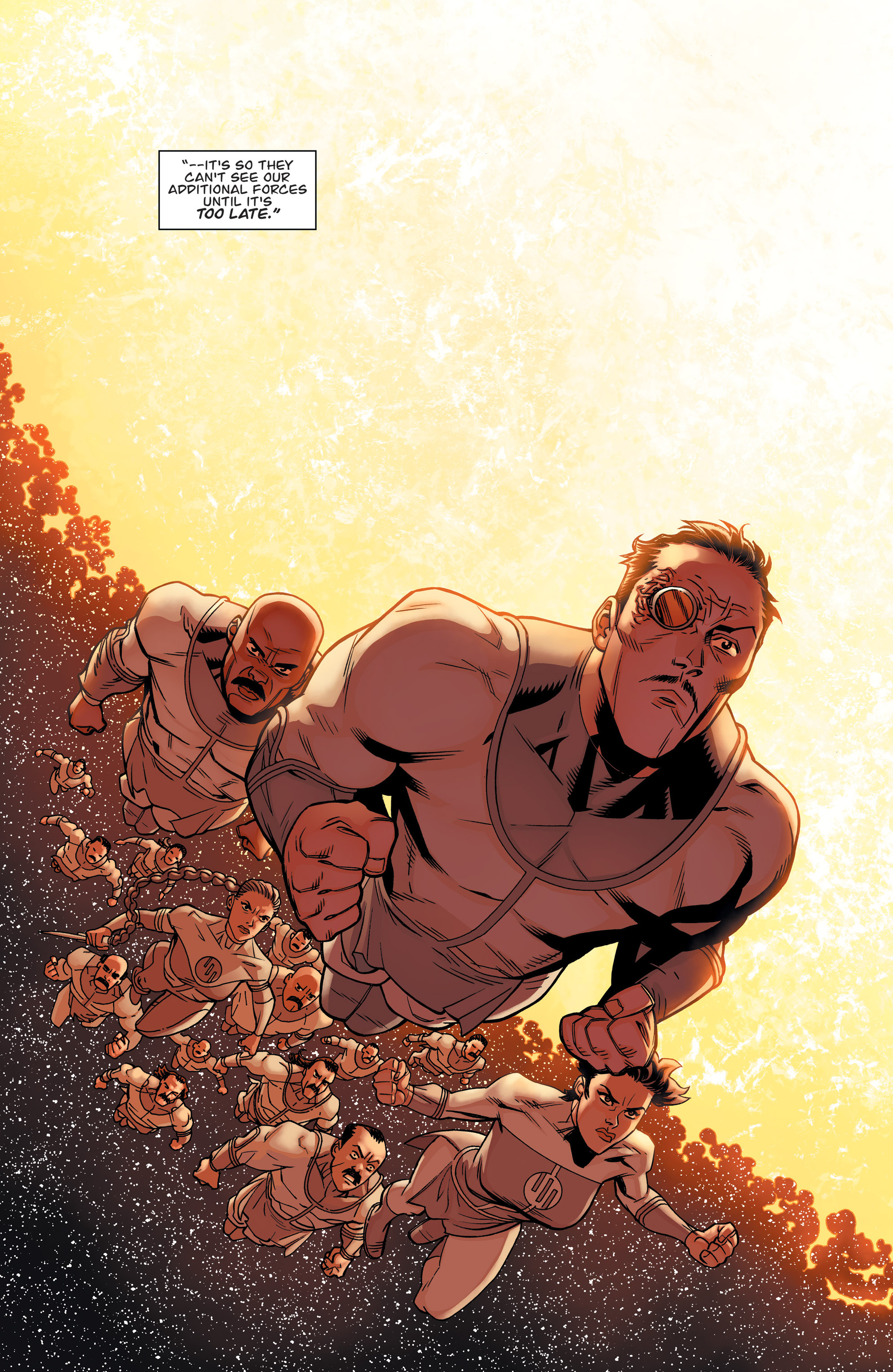 Read online Invincible comic -  Issue #137 - 17