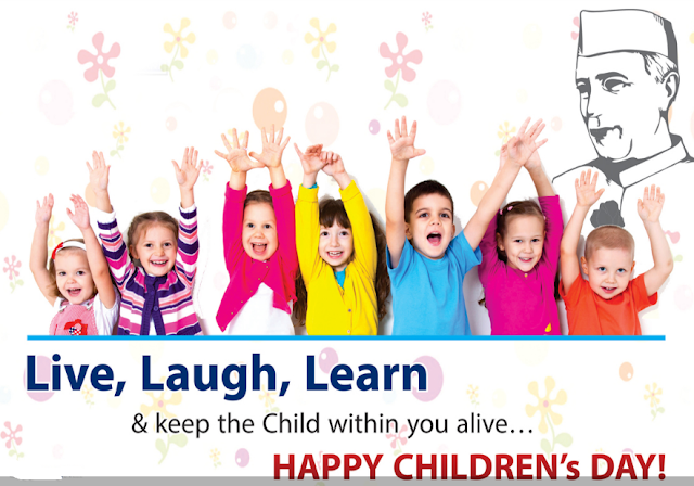 Why Children's Day is Celebrated on 14th November