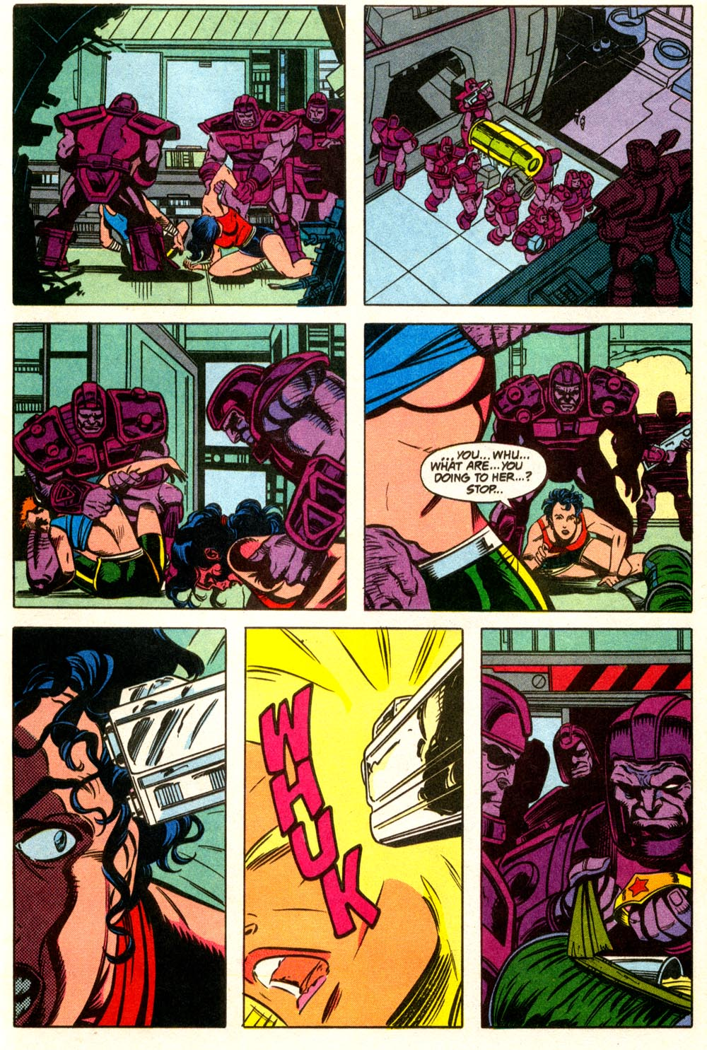 Read online Wonder Woman (1987) comic -  Issue #67 - 12