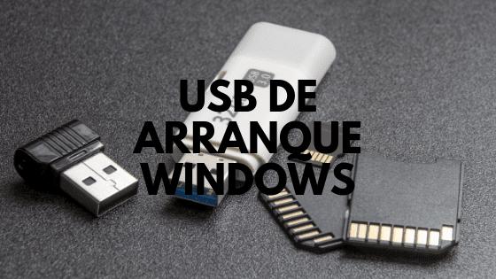 usb-arranque-windows