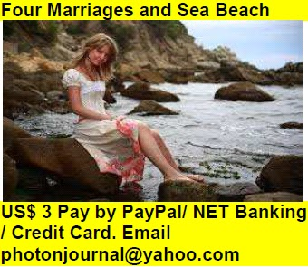 Four Marriages and Sea Beach