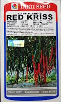 cabe red kriss,budidaya cabe,benih cabe,cabe merah,cabe keriting,takii seed,lmga agro