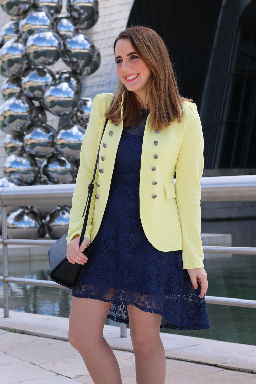 Outfit Para Comida Familiar Con Vestido | Me Myself My Wardrobe | Bloguera Y Youtuber De Moda ...