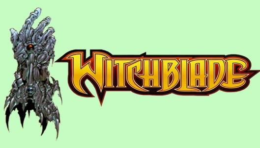 witchblade capa, logo, hq, manga, anime, serie, filme, nerd , geek otaku, nerdingow
