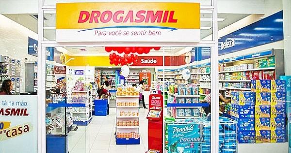 Rede Drogasmil abre 18 vagas Com Início Imediato no RJ