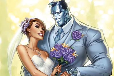 """Desvelados los novios de la """"Boda del Siglo"""" de - Marvel Cómics"""